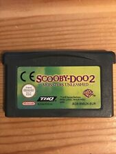 Covers Scooby-Doo gameboyadvance