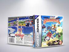 Covers SD Gundam Force gameboyadvance