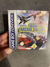 Covers Sega Arcade Gallery gameboyadvance