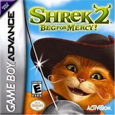 Covers Shrek 2 gameboyadvance