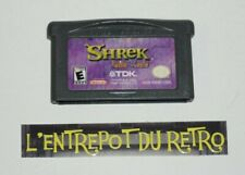 Covers Shrek: Hassle at the Castle gameboyadvance