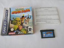 Covers Shrek: Super Slam gameboyadvance