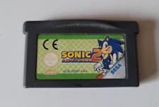 Covers Sonic Advance 2 gameboyadvance