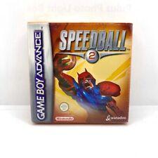 Covers Speedball 2 gameboyadvance