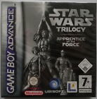 Covers Star Wars gameboyadvance