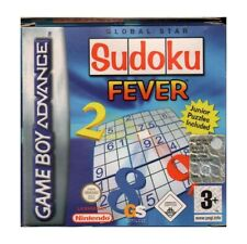 Covers Sudoku Fever gameboyadvance