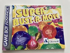 Covers Super Bust-a-Move gameboyadvance