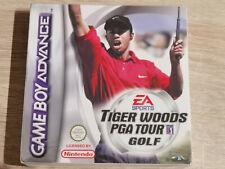 Covers Tiger Woods PGA Tour Golf gameboyadvance