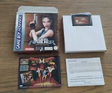 Covers Tomb Raider: The Prophecy gameboyadvance