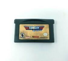 Covers Top Gun: Combat Zones gameboyadvance