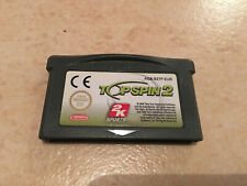 Covers Top Spin 2 gameboyadvance