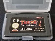 Covers Turok Evolution gameboyadvance