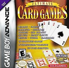 Covers Ultimate Card Games gameboyadvance