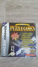 Covers Ultimate Puzzle Games gameboyadvance