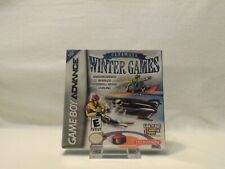 Covers Ultimate Winter Games gameboyadvance