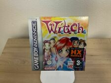Covers W.I.T.C.H. gameboyadvance