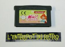 Covers Winx Club: Quest for the Codex gameboyadvance