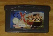 Covers X-Bladez: Inline Skater gameboyadvance