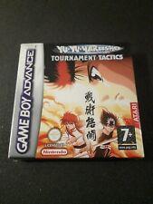 Covers Yu Yu Hakusho: Tournament Tactics gameboyadvance