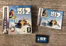Covers Âge de glace 2 gameboyadvance