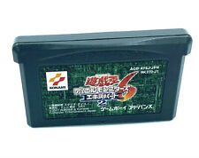 Covers Yu-Gi-Oh! Duel Monsters 6 Expert 2 gameboyadvance