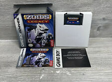 Covers Zoids: Legacy gameboyadvance