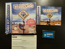 Covers ZooCube gameboyadvance