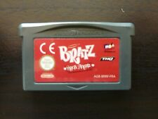 Covers Bratz: Rock Angelz gameboyadvance
