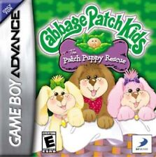Covers Cabbage Patch Kids: The Patch Puppy Rescue gameboyadvance