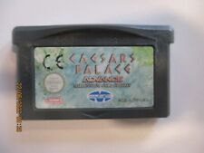 Covers Caesars Palace Advance gameboyadvance