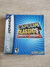 Covers Capcom Classics Mini Mix gameboyadvance