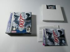 Covers 007 : Quitte ou double gameboyadvance