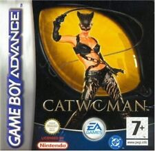 Covers Catwoman gameboyadvance