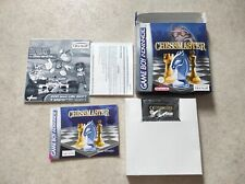 Covers Chessmaster gameboyadvance