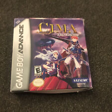 Covers CIMA: The Enemy gameboyadvance