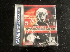 Covers Alex Rider: Stormbreaker gameboyadvance