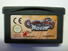 Covers Crazy Frog Racer gameboyadvance