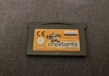 Covers Creatures gameboyadvance