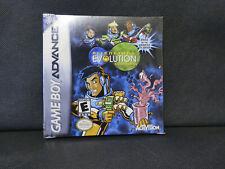 Covers Alienators: Evolution Continues gameboyadvance