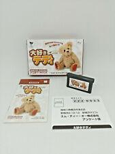 Covers Daisuki Teddy gameboyadvance
