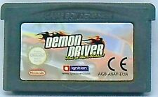 Covers Demon Driver: Time to Burn Rubber! gameboyadvance