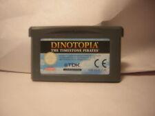 Covers Dinotopia: The Timestone Pirates gameboyadvance