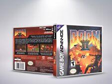 Covers Doom II gameboyadvance
