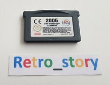 Covers FIFA World Cup: Germany 2006 gameboyadvance