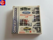 Covers Ford Racing 3 gameboyadvance