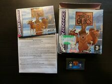 Covers Frère des ours gameboyadvance