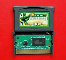 Covers Army Men: Turf Wars gameboyadvance