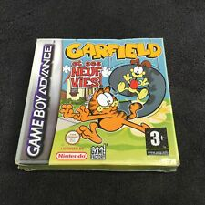Covers Garfield et ses neuf vies gameboyadvance