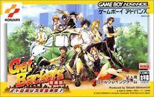 Covers GetBackers Dakkanya: Metropolis Dakkan Sakusen! gameboyadvance