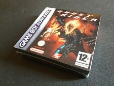Covers Ghost Rider gameboyadvance